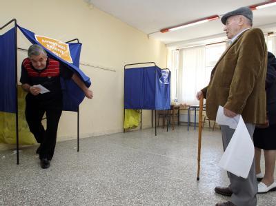 Kommunalwahlen in Griechenland