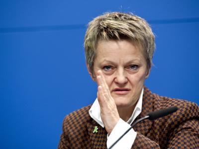 Renate Künast wird nur bei einem Wahlsieg in Berlin die Bundespolitik verlassen.