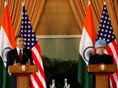 Obama in Indien