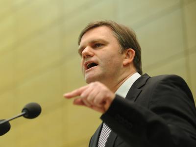 Innenminister Schünemann