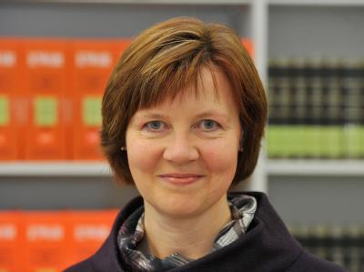 Monika Hermanns wird neue Richterin des Zweiten Senats beim Bundesverfassungsgericht in Karlsruhe .