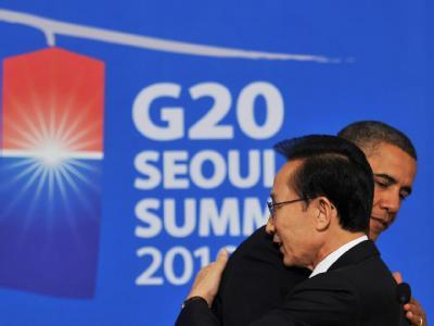 Obama beim G20-Gipfel