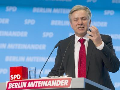 Der Regierende Bürgermeister von Berlin, Klaus Wowereit, möchte auch nach 2011 weiterregieren.