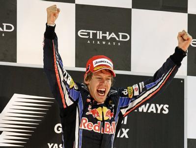 Vettel wird Weltmeister
