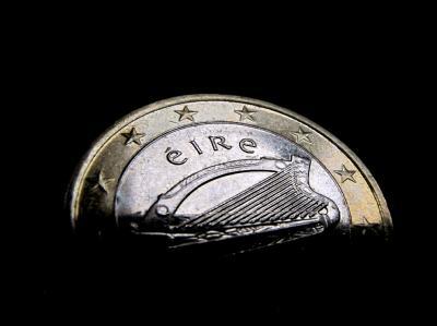 Irische Euro-M�nze
