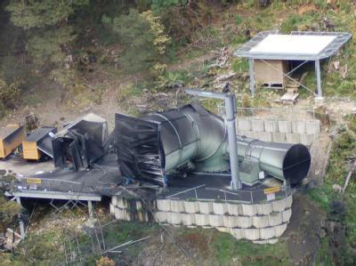 In der Pike-River-Mine sind 29 Bergleute verschüttet.