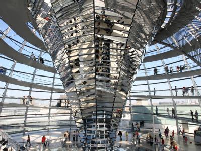 Angst vor Attentat auf Reichstag