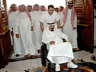 König Abdullah von Saudi-Arabien (86) will sich in den USA medizinische behandeln lassen.