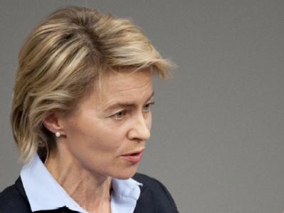 Bundesarbeitsministerin Ursula von der Leyen: «Bedarf im Inland und die Qualifikation des Bewerbers müssen wirklich zusammenpassen.»