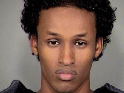 Der 19-jährige US-Staatsbürger wollte mit einem Telefonanruf den in einem Lieferwagen versteckten vermeintlichen Sprengsatz auslösen. In diesem Moment wurde er festgenommen. (Foto: Mauthnomah County Sheriff's Office)
