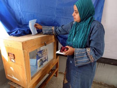 Wahlen in Ägypten