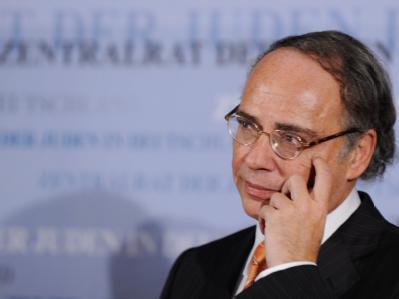 Dieter Graumann ist zum neuen Präsidenten des Zentralrats der Juden in Deutschland gewählt worden.
