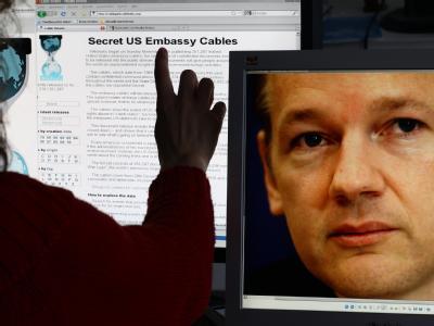 Wikileaks-Gründer Julian Assange will als Nächstes die Praktiken einer US-Großbank enthüllen.