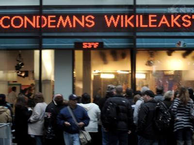 Wikileaks unter Druck