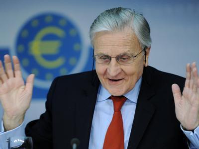 Der Präsident der Europäischen Zentralbank (EZB): Jean-Claude Trichet