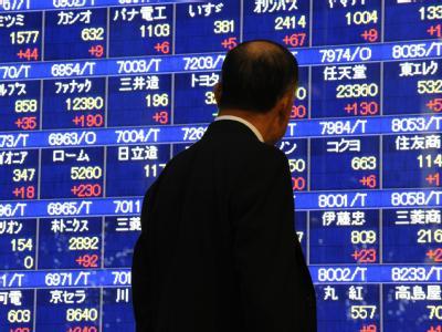 Der Nikkei ist nach der Hochstufung der Katastrophe in Fukushima auf Talfahrt. (Archivbild)