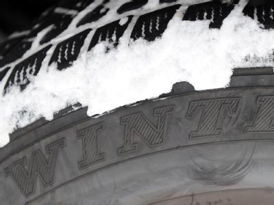 Winterreifen sind ab dem 4. Dezember Pflicht.