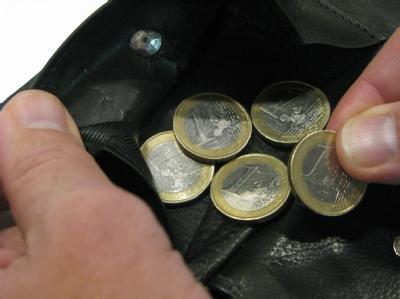 Fünf Euro mehr