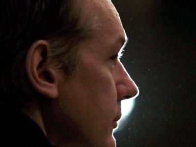 Wikileaks-Gründer Julian Assange  (Archivbild)