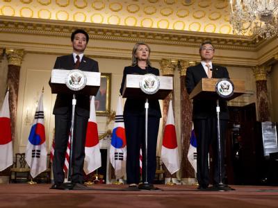 USA, Südkorea, Japan beschuldigen Pjöngjang