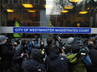 Festnahme von Assange