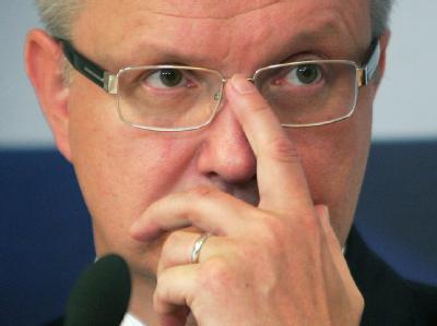 EU-Währungskommissar Rehn