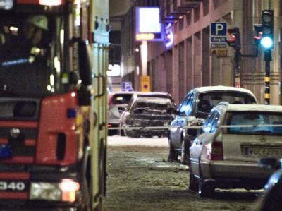 Anschlag in Stockholm