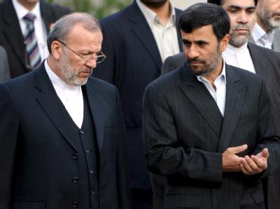 Irans Außenminister Mottaki entlassen