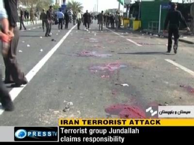 Dutzende Tote bei Selbstmordanschlag im Iran