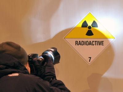 Vorsicht: 'Radioactive'