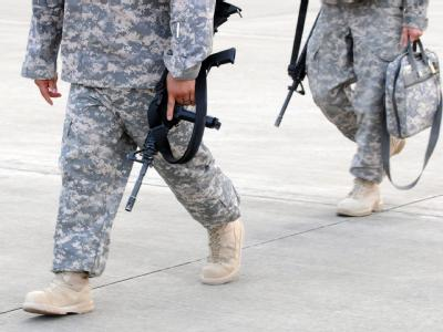 Historischer Schritt für das US-Militär: Bekennende Schwule dürfen künftig als Soldaten dienen.