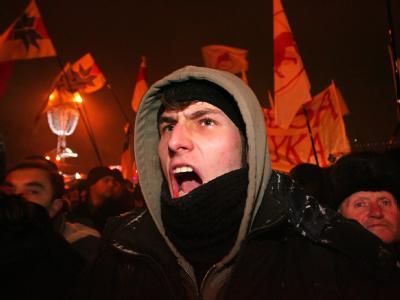 Zahlreiche Gegner des autoritären weißrussischen Regimes haben versucht, ein Regierungsgebäude zu stürmen.