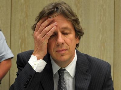 Dem ehemaligen Wettermoderator wird vorgeworfen, seine Ex-Freundin vergewaltigt zu haben. Jörg Kachelmann bestreitet dies. (Archivbild)