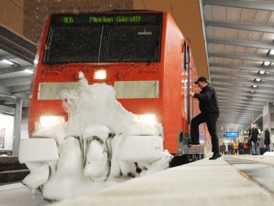 Die Zwischenbilanz der Bahn nach drei Wochen Schnee und Eis ist ernüchternd.