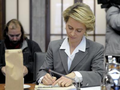 Bundesarbeitsministerin Ursula von der Leyen (CDU): «Jetzt geht es in die Details.»
