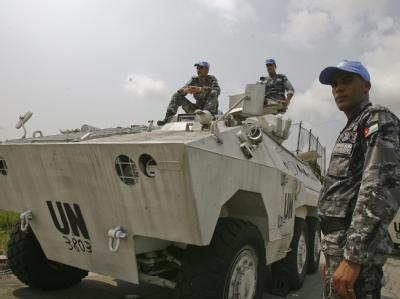 Das UN-Flüchtlingshilfswerk registrierte in einem Monat etwa 14 000 Menschen, die die Flucht ergriffen haben. (Archivbild)