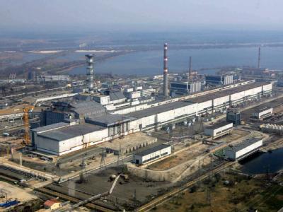 Touristen besuchen Tschernobyl auf eigene Gefahr. Das Kernkraftwerk - hier eine Aufnahme von 2006 - war vor fast 25 Jahren Schauplatz der größten Nuklearkatastrophe.