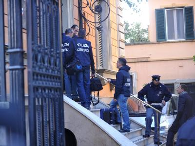 Paketbomben in Rom