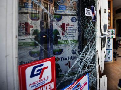 Terrorverd�chtige in Rotterdam verhaftet