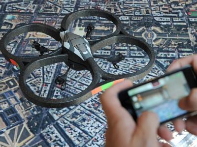 Kamera-Drohne