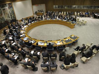 Deutschland zieht für zwei Jahre in den UN-Sicherheitsrat ein.