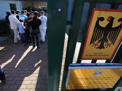 Asylbewerber in Mecklenburg-Vorpommern: Deutschland muss sich nach Einschätzung der Behörden weiter auf hohe Asylbewerber-Zahlen einstellen.