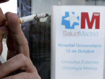 Mit dem Raucher-Paradies Spanien ist es vorbei.