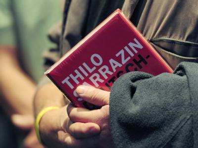 Das Buch «Deutschland schafft sich ab» von Thilo Sarrazin fand rund 1,2 Millionen Käufer.