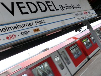 Prügelattacke auf S-Bahnhof Veddel