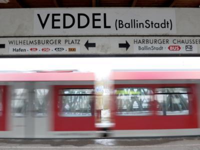 S-Bahnhof Veddel
