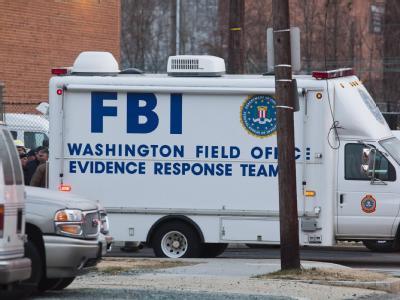 Briefbombe in Washington