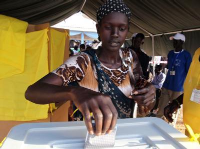 Abstimmung im Südsudan: Fast 99 Prozent der Südsudanesen wollen einen unabhängigen Staat.