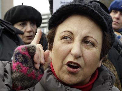 Nasrin Sotudeh, die Menschenrechtsaktivistin und frühere Anwältin der Friedensnobelpreisträgerin Schirin Ebadi (Foto), ist im Iran zu einer elfjährigen Haftstrafe verurteilt worden.