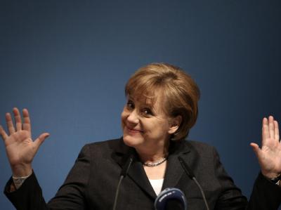Angela Merkel trimmt die CDU auf einen konsequenten Wirtschaftskurs.